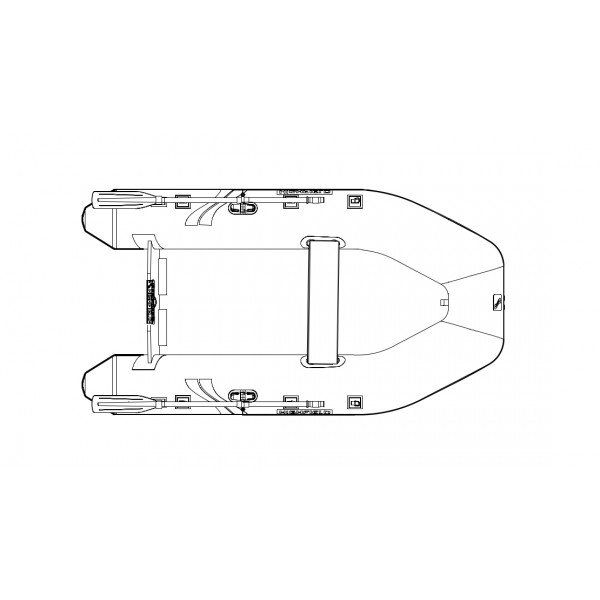 M Series Inflatable Boat