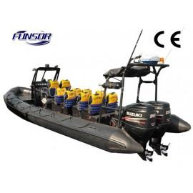 Patrol RIB Boat