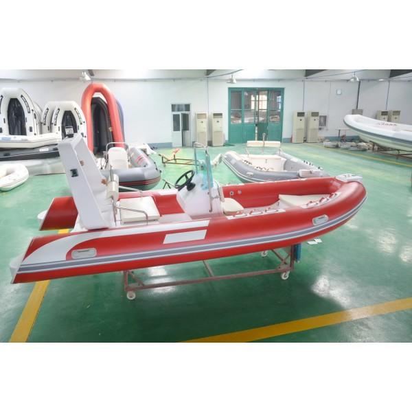 Inflatable RIB 4.8m