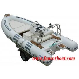 4.8米橡皮游艇