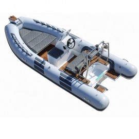 NEW! FRP Inflatable Boats 4.8m