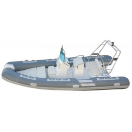 Rigid hull inflatable boat 5.2m