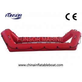 Inflatable Rescue Boat 3.6m