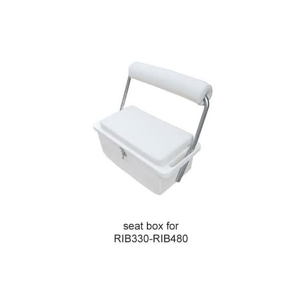 Fibergalss Console & Seat